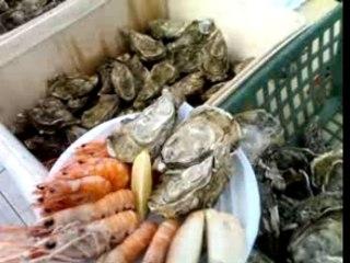Comment ouvrir une huître Marennes d'Oleron
