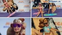 Surfing Barbie and Stacie Doll / Surferki Barbie i Stacie - Siostry Barbie - The Amaze Chase
