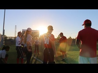 Workout With Texas Blaze Softball
