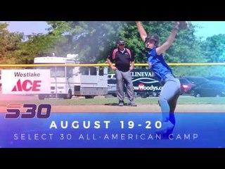 USA Elite Select Summer Softball LIVE Events