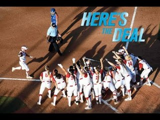 Here's The Deal Episode 7: Early College Softball Rankings, Auburn, Hurricane Relief And More!