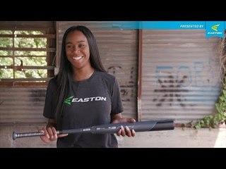 Gear Geek: Breja'e Washington Breaks Down New Easton Softball Goodies