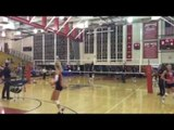 USA Women's Volleyball National Team Hitting Lines