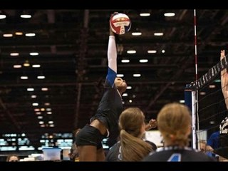 Solei Thomas: 2018 Outside Hitter Rising Volleyball Star