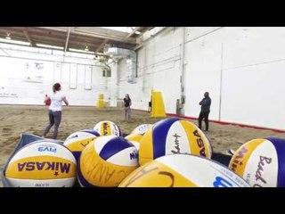 Team Canada's Beach Volleyball Growth