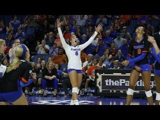 Florida Gators Volleyball Libero Caroline Knop