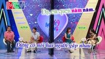 """Hú hồn! Anh chàng muốn bạn gái """"nhẫn tâm"""" - Bạn Muốn Hẹn Hò 84 - Minh Tường & Diễm Kiều - 14/06/2015"""