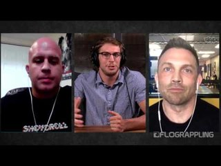 Round Table: Roger Gracie vs Buchecha
