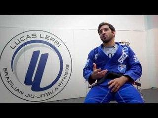 Lucas Lepri Discusses Motivation