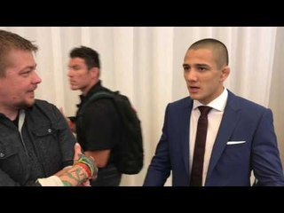 Bellator NYC: Aaron Pico Loves FloWrestling, Ready To Deliver On Hype