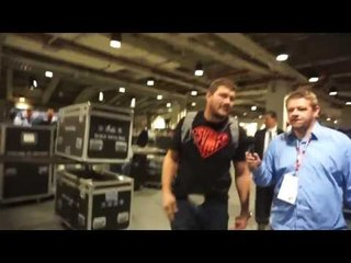 Bellator NYC : Matt Mitrione Challenges Stipe Miocic After Knocking Out Fedor