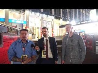Bellator NYC Post Fight Recap