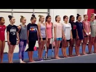 Workout Wednesday: Georgia Elite Gymnastics