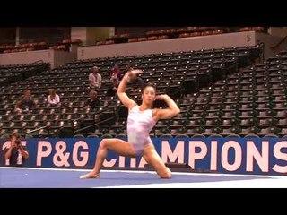 Highlights: 2015 P&G Championships Podium Training