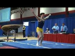 Stick of the week, Gymnast Thomas Kelley | Throwback