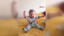 Muğla Hemşire Çiftin Bebeği, 'Erik Dalı Gevrektir' Türküsü ile Coşuyor