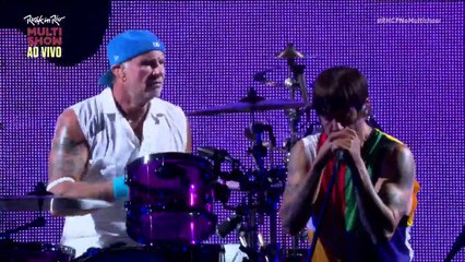 Red Hot Chili Peppers - Did I Let You Know (Rock in Rio 2017) [HD]