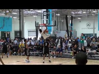 NINE OF THE NASTIEST DUNKS FROM EYBL SESSION 4