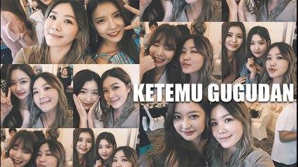 Meeting GUGUDAN, CJ Food Tower Tour    MICHIMOMO in Korea Pt. 3