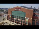 Lucas Oil Stadium: Up Close and Personal