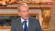 Présidence LR : « Laurent Wauquiez cherche sa voie », tacle Gérard Longuet