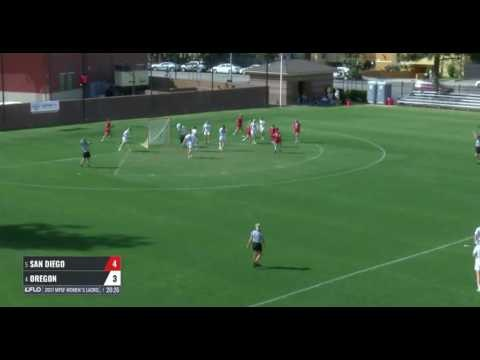 #5 San Diego vs. #4 Oregon | MPSF Women's Lacrosse Championships