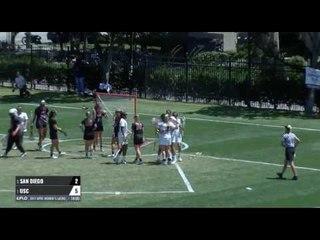 San Diego vs. USC | MPSF Women's Lacrosse Championships
