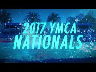 Get Ready For The 2017 YMCA Swimming Nationals