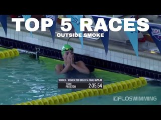 Top 5 Races Of The Summer | Outside Smoke Ep. 15