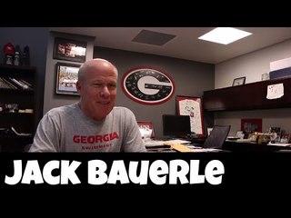Jack Bauerle Talks Coaching Philosophy & Georgia Swimming
