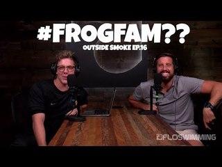 TCU Swim & Dive Head Coach Sam Busch Talks #Frogfam | Outside Smoke Ep. 16