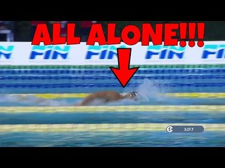 Gabriele Detti CRUSHES 3:44.40 400m Freestyle | 2017 Energy For Swim