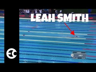 Leah Smith's 4:04.58 400m Freestyle | 2017 Energy For Swim