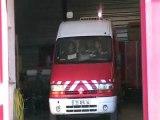 Vidéo Pompiers!!!