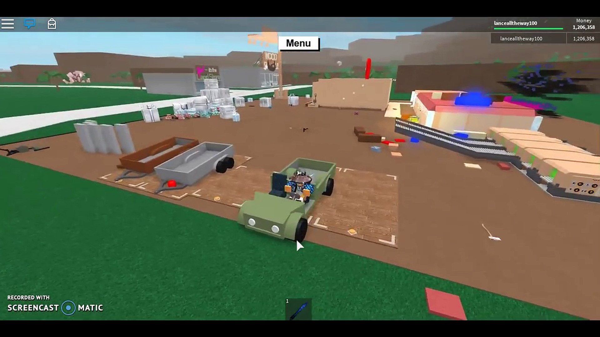 Lumber Tycoon 2 How to Get Glow wood