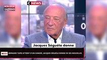 Bernard Tapie atteint d'un cancer : Jacques Séguéla donne de ses nouvelles