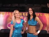 Match of the Week: Bayley (Davina Rose) and Shazza McKenzie vs. Allysin Kay and Taylor Made
