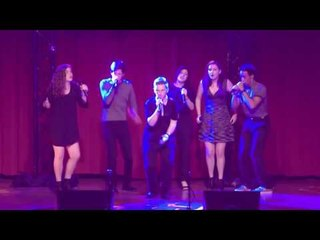 Who's Ready for the A Cappella Academy Showcase??   Watch LIVE