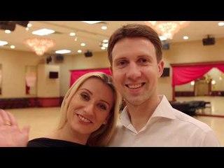 Road to Blackpool: Katusha Demidova & Arunas Bizokas