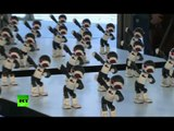 '100 Robi': Dwarf Japanese break-dancing robot army
