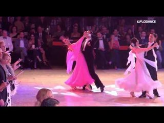 Blackpool Rising Star Waltz Millennium Dancesport Championships