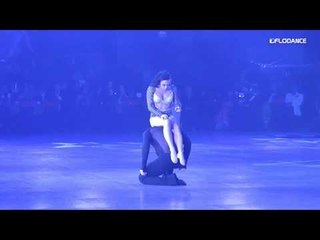 Craig Smith and Andrea Harvey Show of Shows At Millennium Dancesport Championships 2017