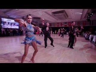 2017 Manhattan Dance Championships Saturday Night Highlights