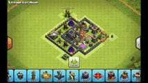 New UNSTOPPABLE [2017] Town Hall 7 Trophy/War Base (Th7) Defense Layout Strategy   Clash of Clans