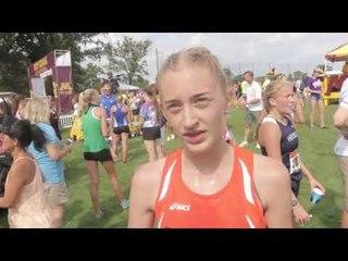 Freshman Phenom Anna Fenske Has Big Goals