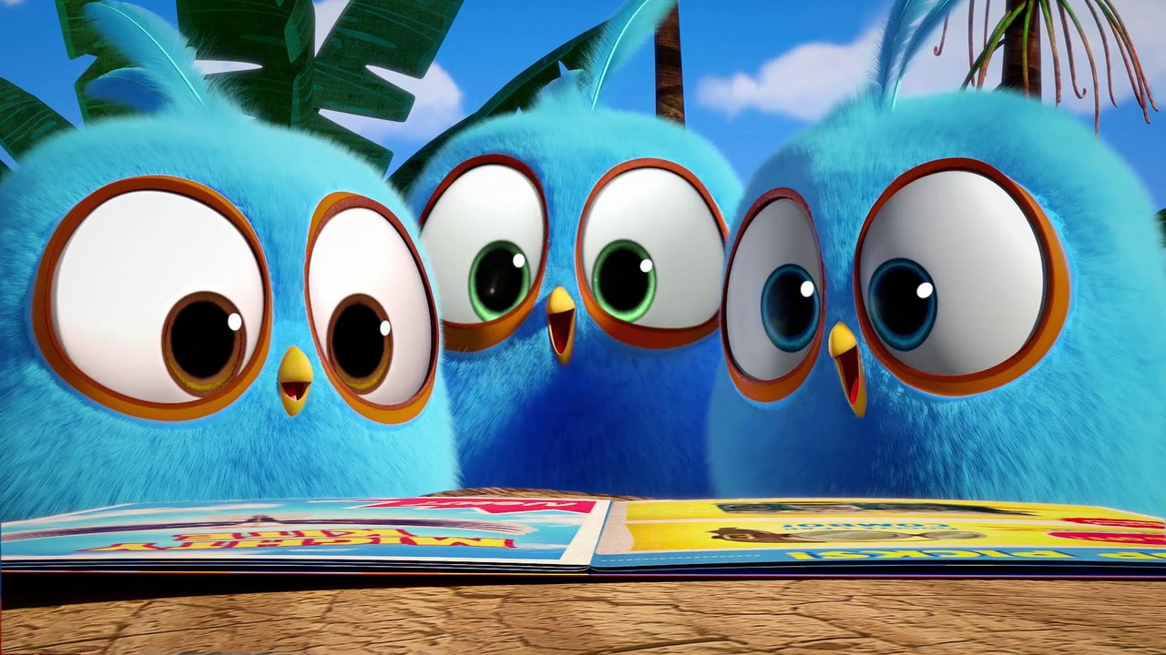 Angry Birds Blues S1 Ep01 Mighty Delivery Video Dailymotion