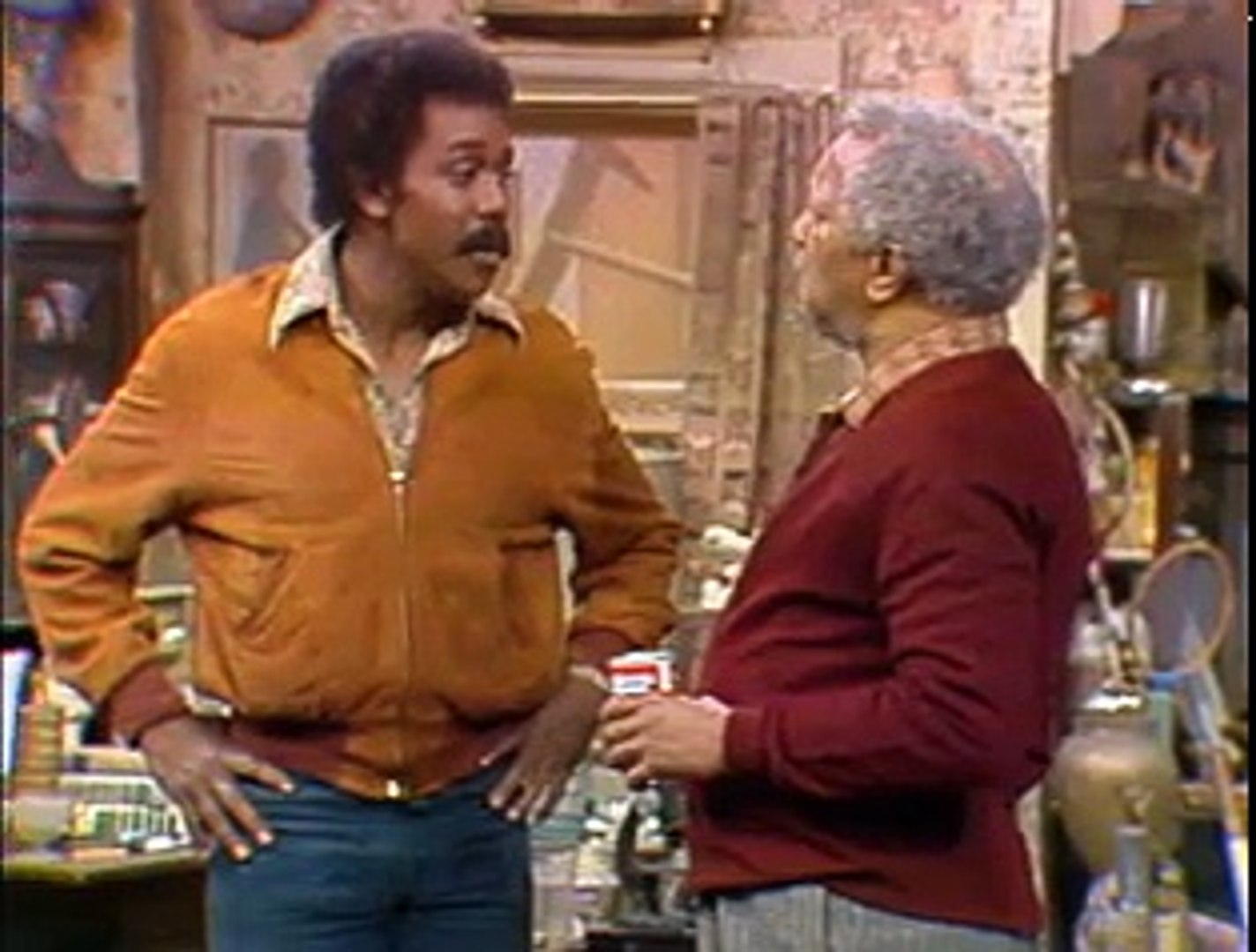Sanford And Son S2 E21