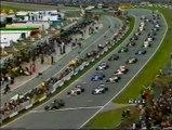 Gran Premio d'Europa 1985: Partenza
