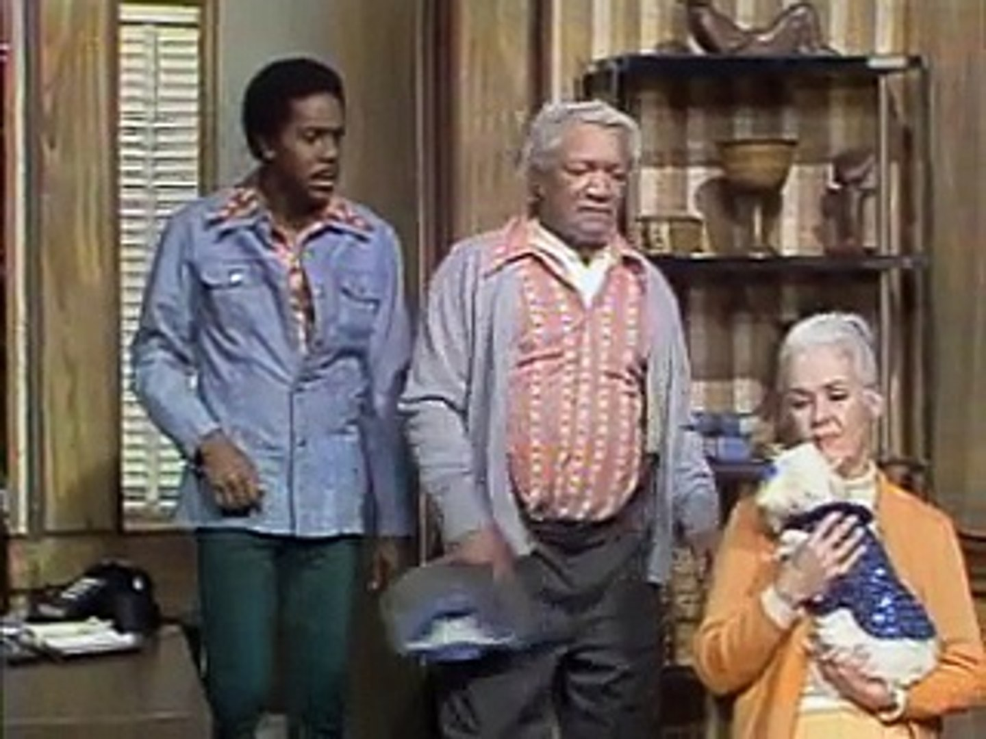 Sanford And Son S5 E01