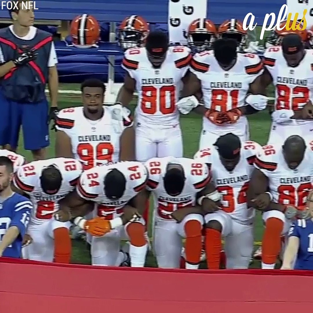 NFL Players Use Weekend Games To Reaffirm Their Right To Protest On The Field
